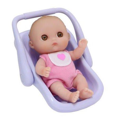 Mała Lalka z winylu - w nosidełku - Lil' Cutesies