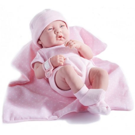 Lalka dziewczynka - noworodek Berenguer 18541