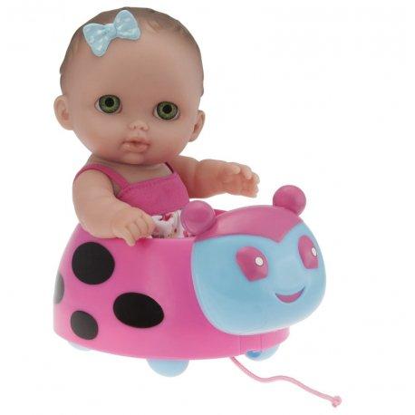 Mała laleczka Bibi w biedronce - Lil Cutesies