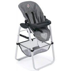 Krzesełko do Karmienia dla Lalek - Bayer Chic 655 76