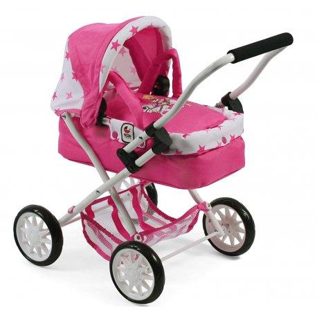 Wózek dla lalek - SMARTY - Kucyk i Księżniczka