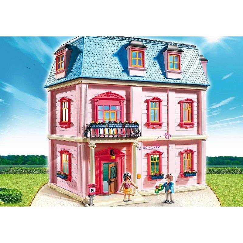 Playmobil 5303 - Duży romantyczny domek dla lalek
