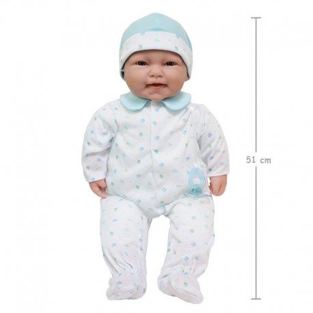 Duża realistyczna lalka bobas do nauki chustowania czy jako lalka treningowa
