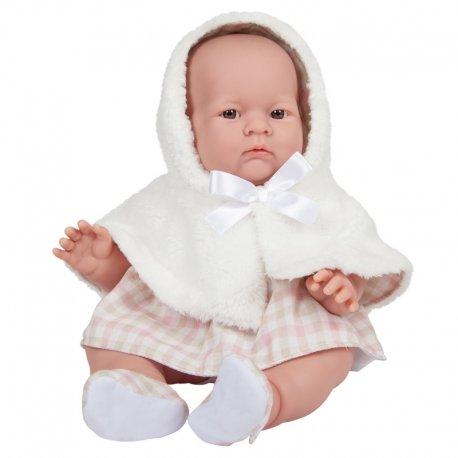 Duża lalka Dziewczynka - Lily w ubranku - ref. 18804
