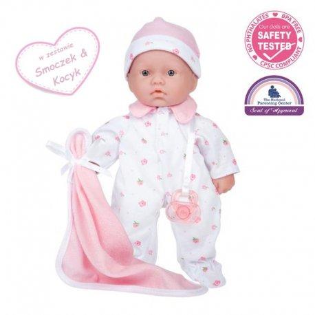 Mięciutka lalka dla młodszej dziewczynki