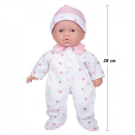 Lalka dla rocznej dziewczynki - La Baby - Berenguer 13107
