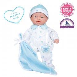 La Baby - mięciutka lalka dla dziewczynki - 28 cm
