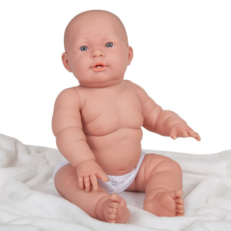 Duża lalka bobas chłopczyk Lucas