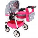 Wózek lalkowy - Lily Sport