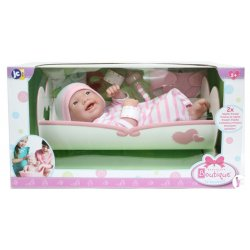 Baby Doll - 36 cm long - lot's to love - face 5