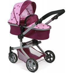 Nowoczesny wózek dla lalek - MIKA - Bayer Chic 595 78