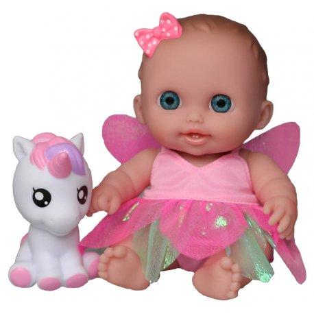 Laleczka Lulu z jednorożcem - Lil Cutesies - 21 cm