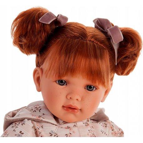 Antonio Juan - Lula - Duża Hiszpańska lalka Dziewczynka