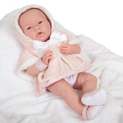 La Newborn Leo Baby Doll Boy