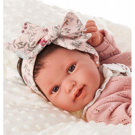 Antonio Juan Pipa 5036 - śliczna lalka dziewczynka