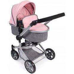 Wózek dla lalek 2 w 1 Kombi Mika - Bayer Chic 595 15