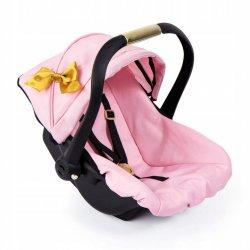Fotelik dla lalki baby born do auta - Bayer Design 67990AA
