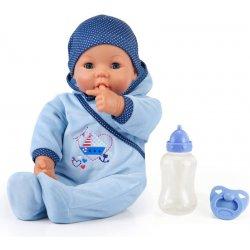 Interaktywna lalka Hello Baby Boy 46cm
