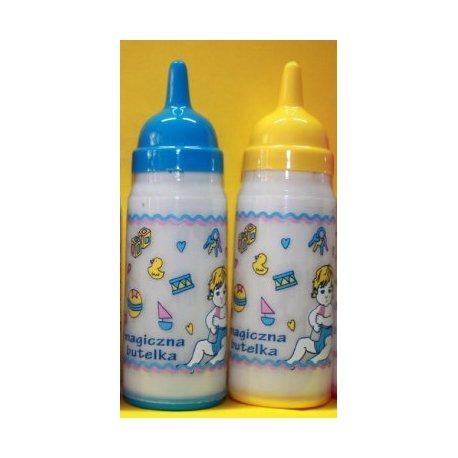 Butelka dla lalki, magiczna buteleczka z mlekiem