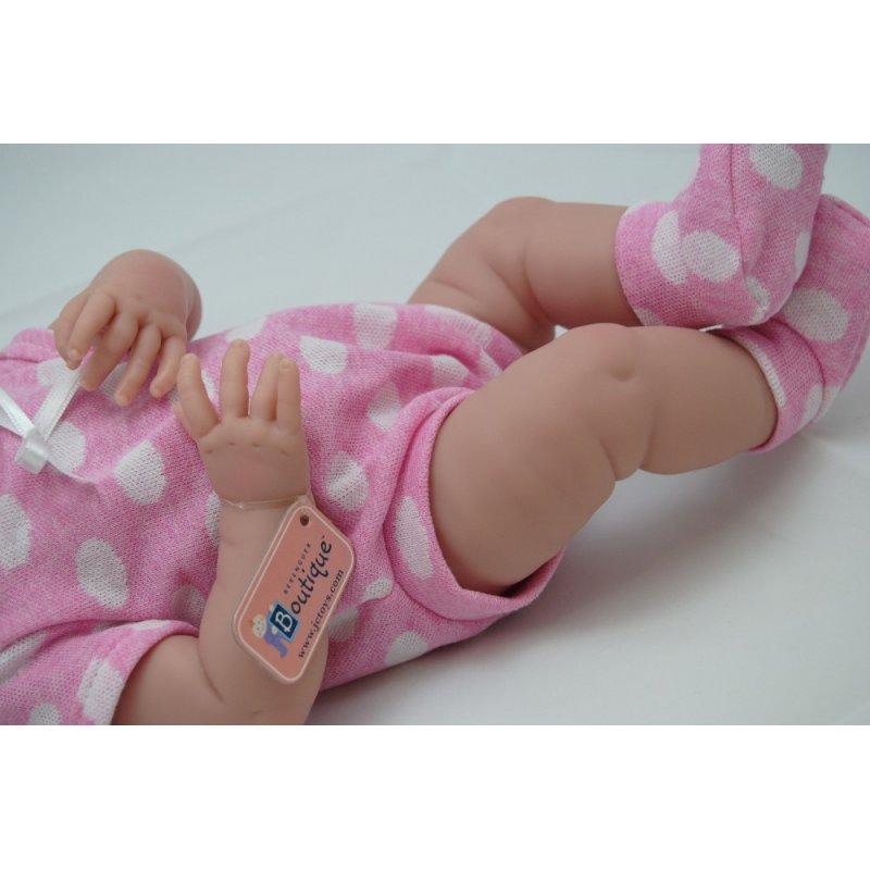 Duża lalka bobas - 38 cm - lalka jak dziecko - Berenguer