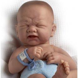 """Baby Doll La Newborn """"First Tear"""" 15"""" Real Boy"""