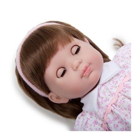 Lalka z wloskami - dziewczynka Carla 30000