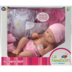"La Newborn 36cm Layette Gift Set ""Smiling Face"""