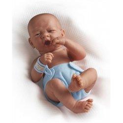 Lalka Ziewający Noworodek Chłopczyk