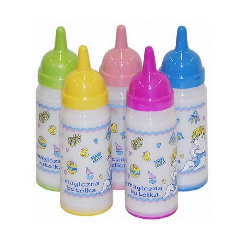 Magiczne Butelki dla lalki - Butelka dla Lalki Bobas
