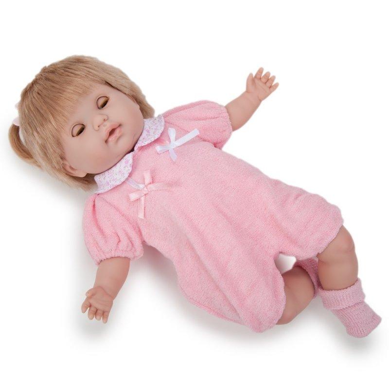 Lalka dla dwulatki z zamykającymi się oczkami - Berenguer