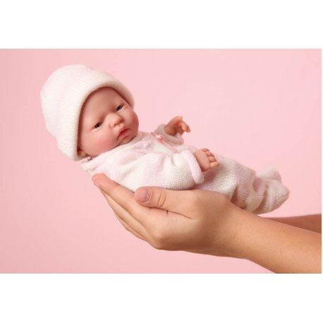 Lalka jak prawdziwe dziecko - dziewczynka - JC Toys 18453