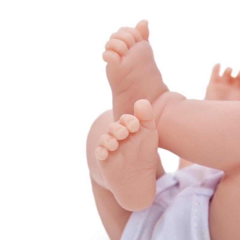 Lalka Bobas - Hiszpański chłopczyk - nóżki