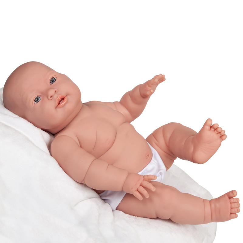 Duża lalka bobas - Chłopiec o imieniu Lucas