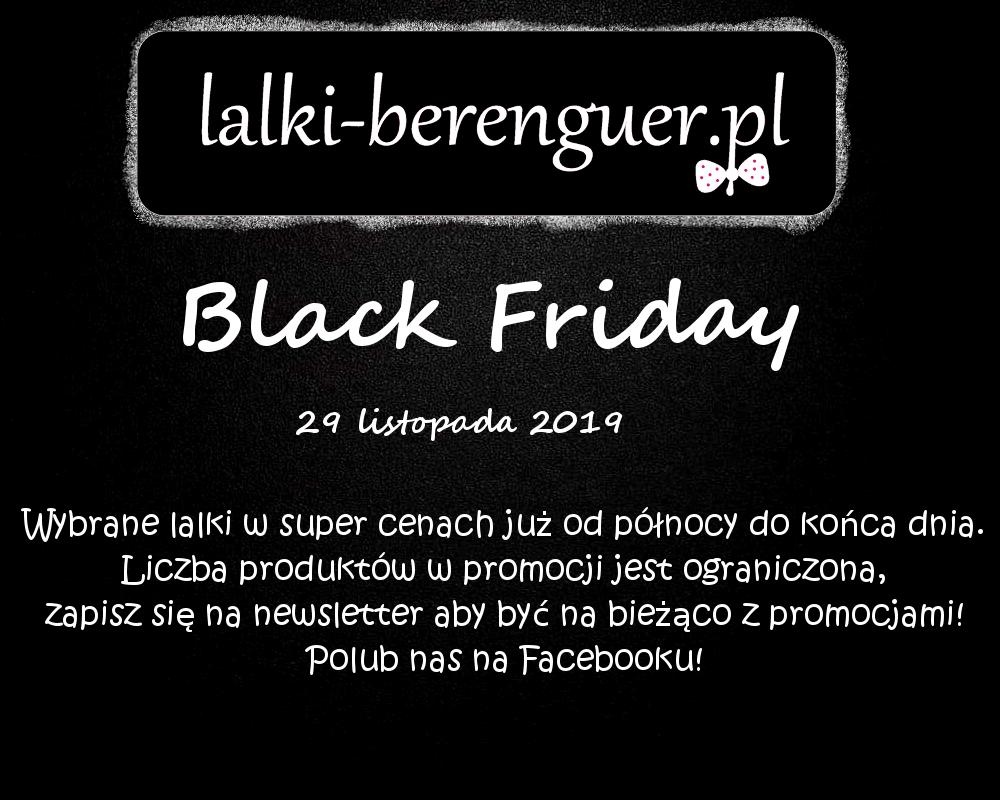 Black Friday - wybrane lalki w czarny piątek w Super Cenach