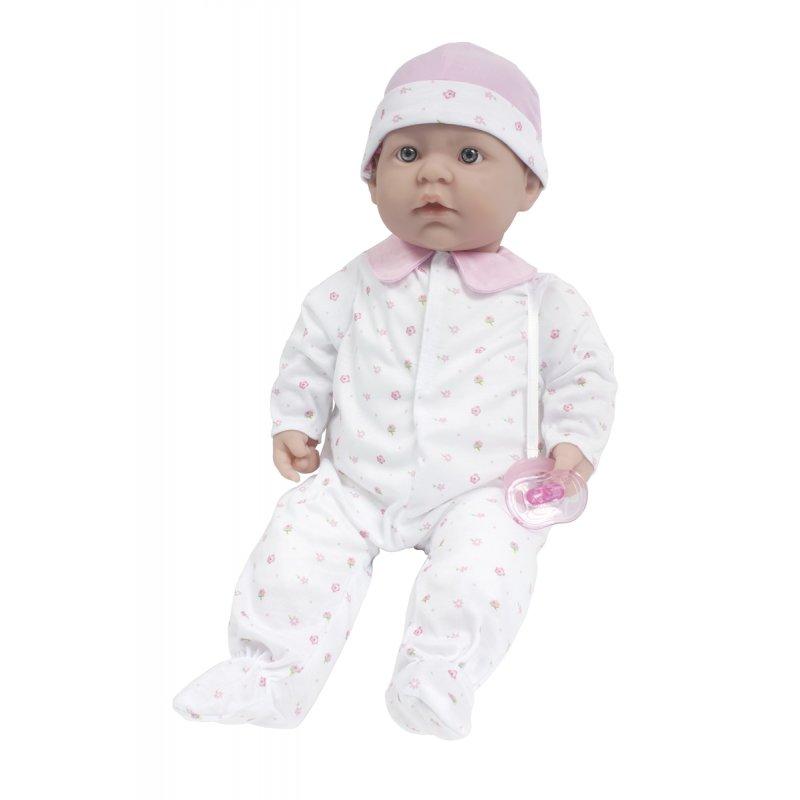 Duża miękka lalka bobas - idealna do ubierania