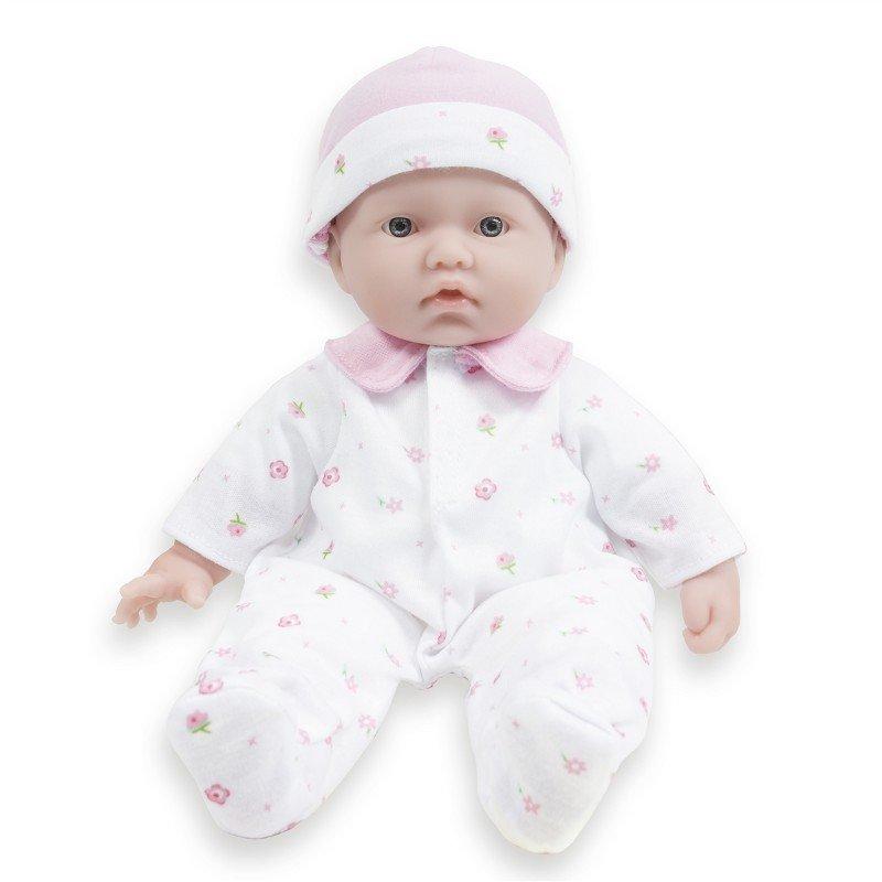 Mięciutka lalka dla rocznej dziewczynki