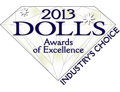 Nagroda dla lalki bobas Berenguer - Dolls Award of Excellence