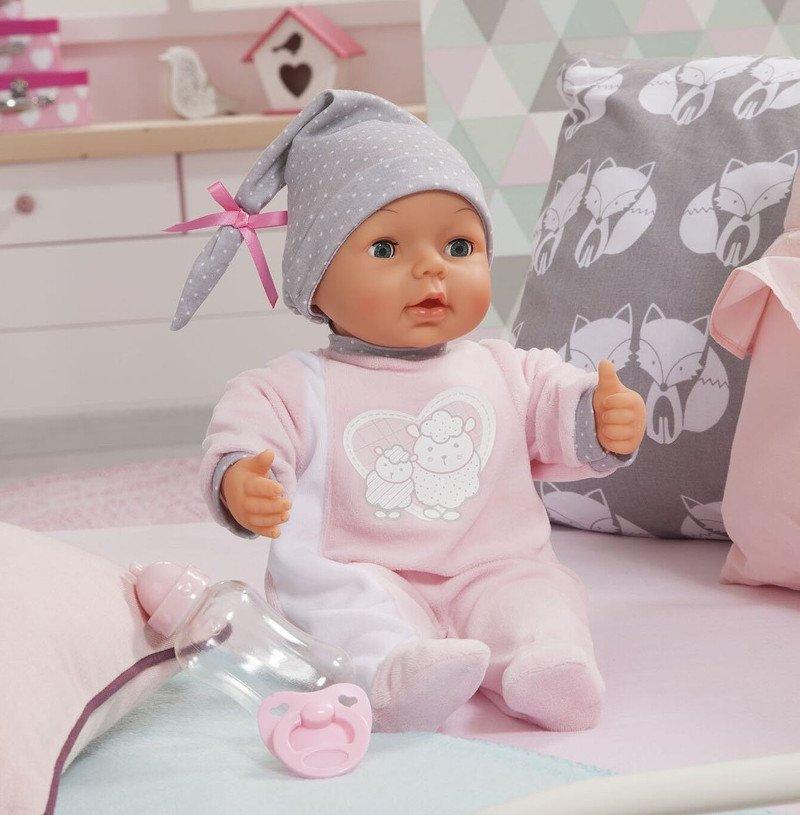 Lalka interaktywna - idealna dla dwulatki - Bayer