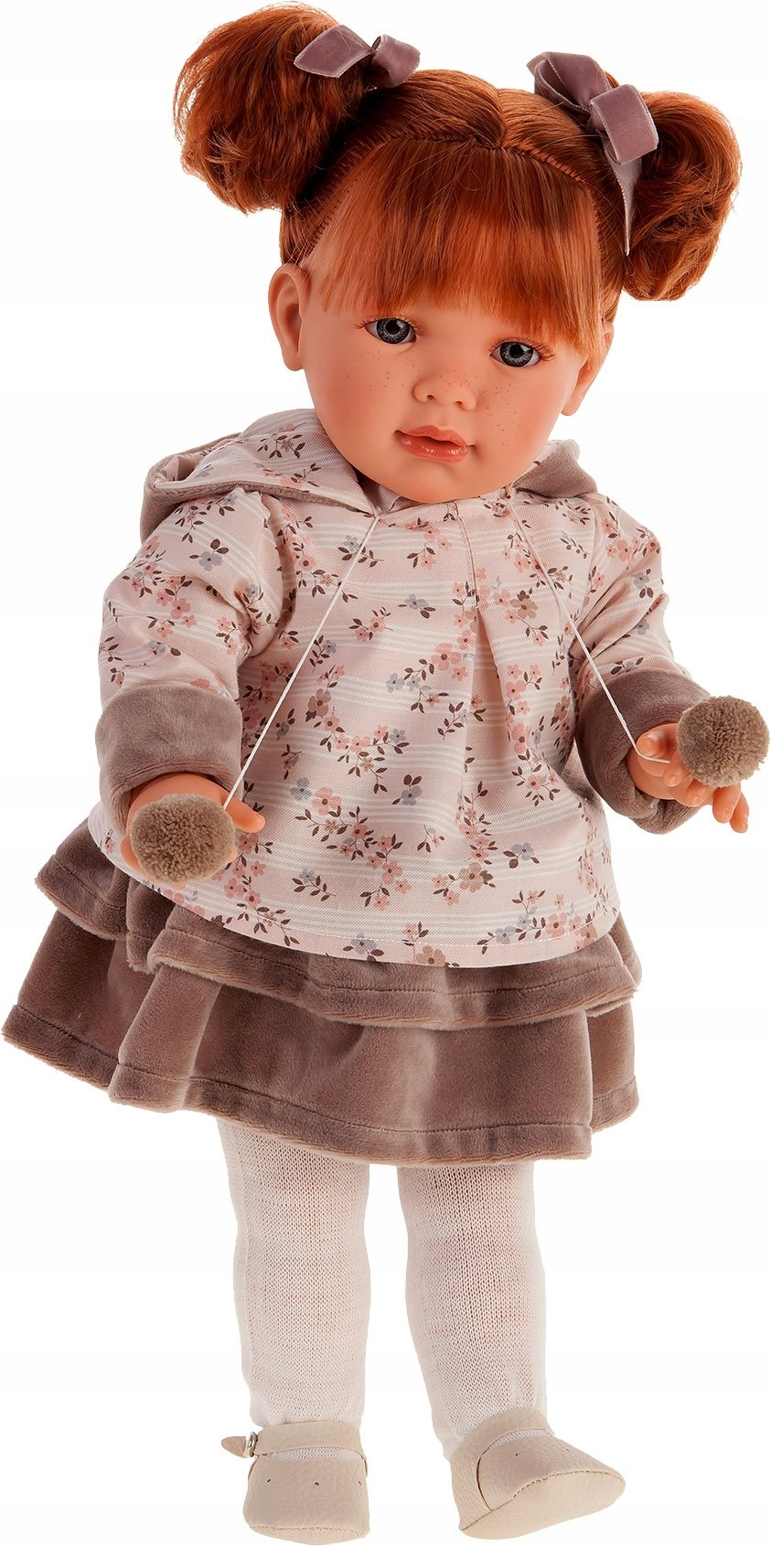 Antonio Juan 1830 - Lula Otono - Duża lalka dziewczynka