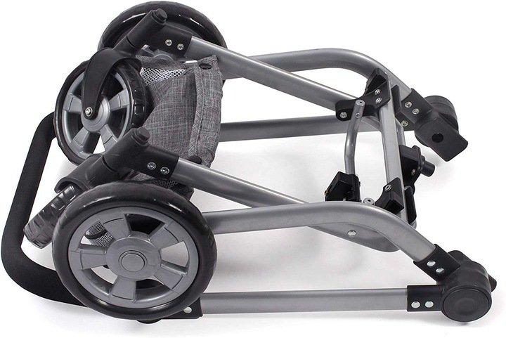 Wózek Kombi Mika - łatwo się składa - Bayer Chic 2000 595 50