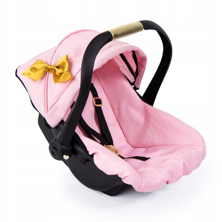 Fotelik samochodowy dla lalki baby born - Bayer Design 67990AA