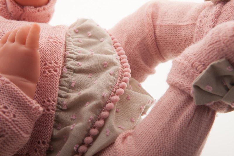 Hiszpańska lalka bobas (noworodek) - Antonio Juan 33114